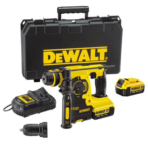 DeWalt DCH254M2 SDS Plus