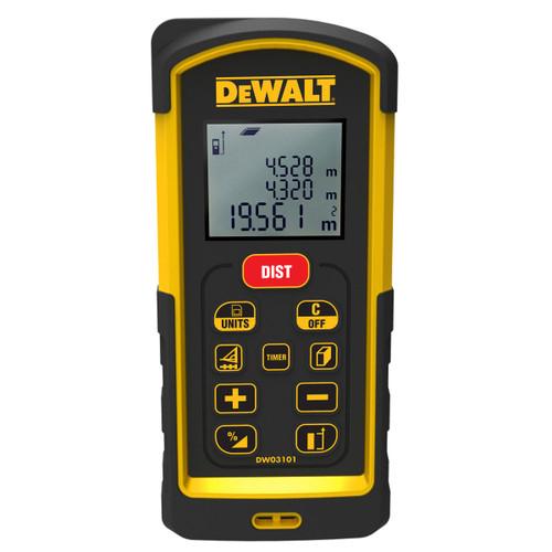 DeWalt DW03101 Laser Distance Measure 100m from Toolden