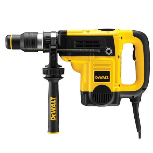 DeWalt D25501K SDS Max Combination Hammer 5kg 1100 Watt 110 from Toolden