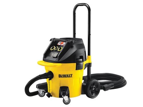 DeWalt DWV902M M-Class Next Generation Dust Extractor 1400 Watt 110 Volt from Toolden