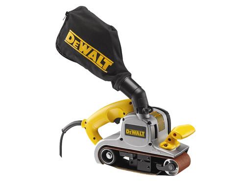 DeWalt DWP352VS 75 x 533mm Belt Sander 1010 Watt 240 Volt