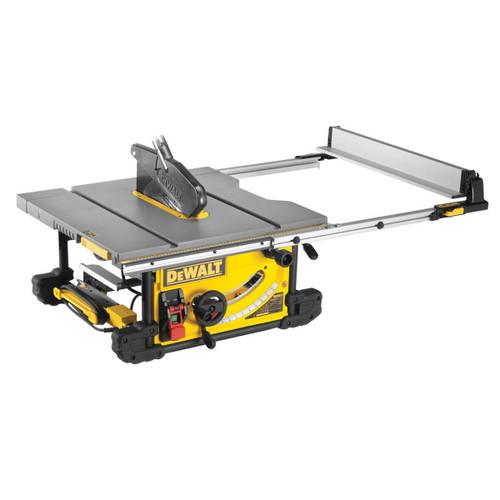 DeWalt DWE7491 Table Saw 250mm 2000 Watt 240 Volt from Toolden