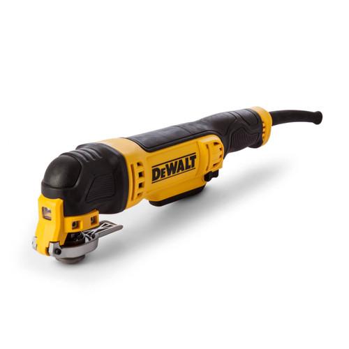 DeWalt DWE315KT Multi-Tool Quick Change Kit & TSTAK 300 Watt 110 Volt from Toolden