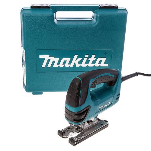 Makita 4350CT 240V Jigsaw Tool-less Blade Fixing from Toolden