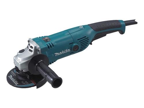 Makita GA5021 110v 125mm 1050w Angle Grinder from Toolden