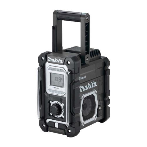 Makita DMR106B Jobsite Bluetooth/USB Radio Black from Toolden