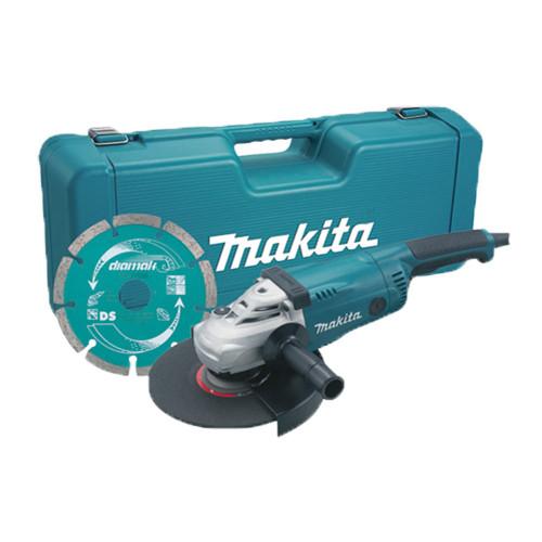 "Makita GA9020KD 240v 230mm 9""Grinder | Toolden"