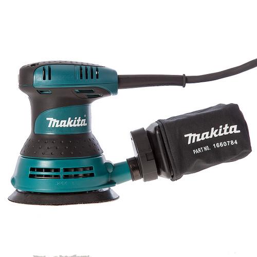 Makita BO5030 Sander Random Orbit 110V from Toolden