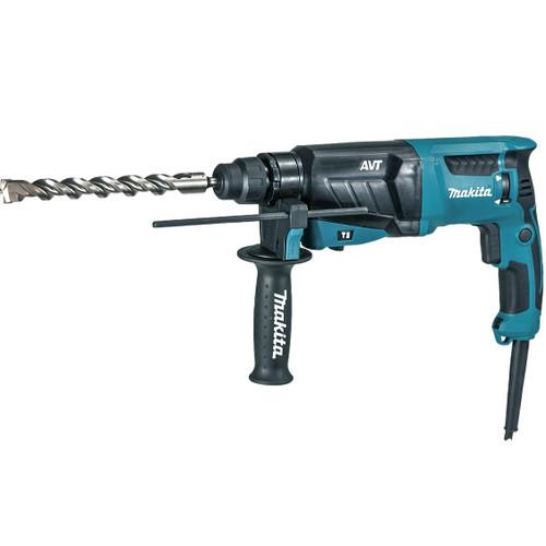 Makita HR2631F SDS Plus 800W Hammer Drill 240V   Toolden