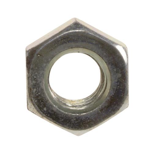 M8 Bright Zinc Hex Nuts Din 934 | Toolden