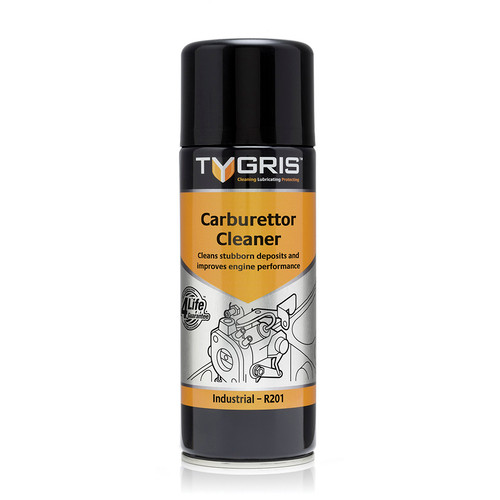 Tygris Carburettor Cleaner 400ml from Toolden.