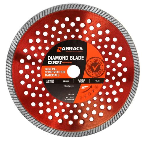 Abracs ABDI115M Expert Diamond Blade 115mm x 10mm x 22mm