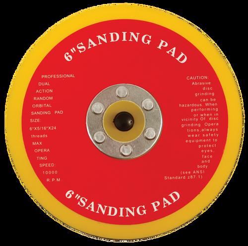 Abracs PSA Backing Pads 150mm x 5/16 UNF Thread
