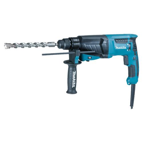 Makita HR2630 Rotary Hammer SDS-Plus 26mm 240v from Toolden.