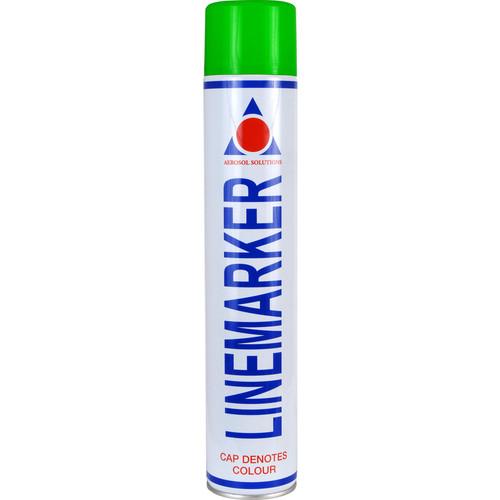 Aerosol Solution 0903 Line Marking Spray Paint Green 750ml
