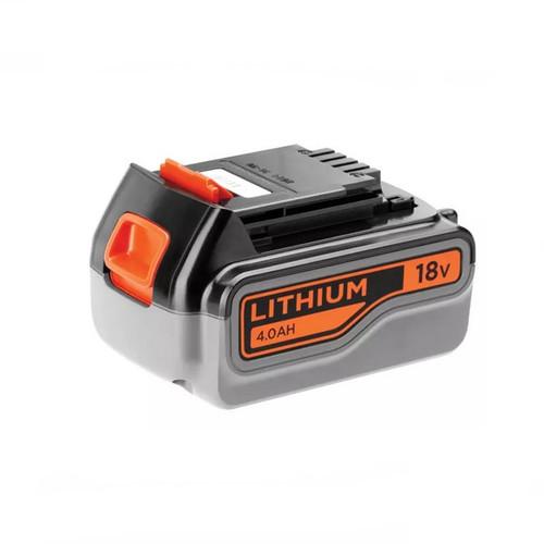 Black & Decker BL4018 Slide Battery Pack 18V 4.0Ah Li-Ion