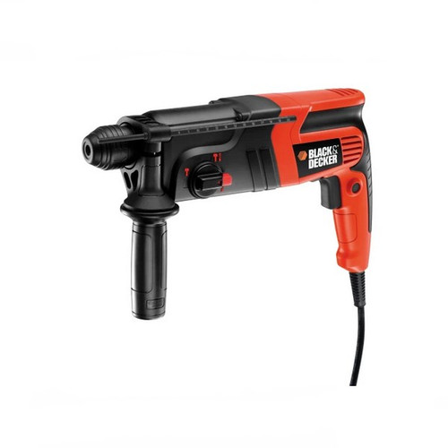 Black & Decker KD860KA SDS 3-Mode Hammer Drill 600W 240V