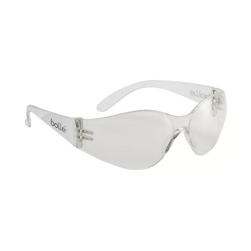 Bolle BANCI Bandido Safety Glasses - Clear
