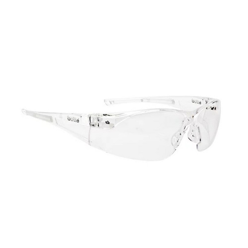 Bolle Rush Clear Lens Safety Specs