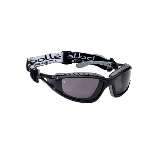 Bolle Safety TRACKER Safety Goggles Vented Smoke