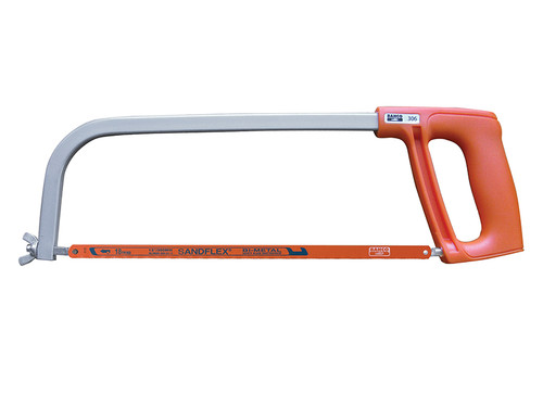 Bahco BAH306 306 DIY Hacksaw Frame 300mm (12in) | Toolden