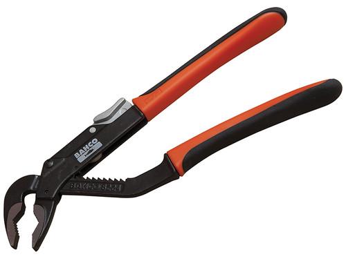 Bahco BAH8223 8223 Slip Joint Pliers ERGO Handle 200mm - 37mm Capacity   Toolden