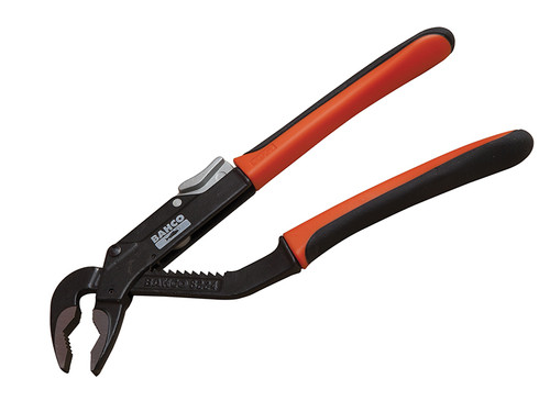 Bahco BAH8224 8224 Slip Joint Pliers ERGO Handle 250mm - 45mm Capacity | Toolden