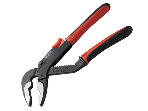 Bahco BAH8231 8231 Slip Joint Pliers ERGO Handle 200mm - 55mm Capacity | Toolden