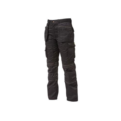 Apache APAHTB2934 Black Holster Trousers Waist 34in Leg 29in  | Toolden