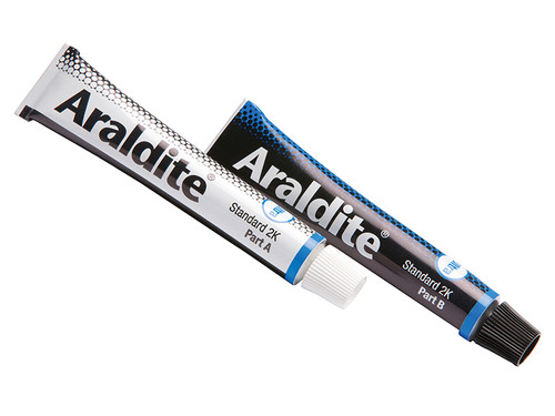 Araldite® ARA400001 Standard Epoxy 2 x 15ml Tubes | Toolden