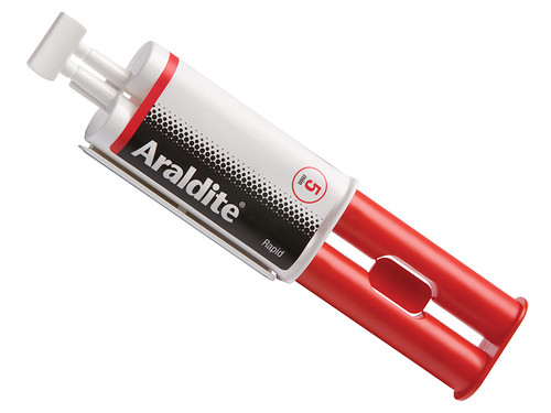 Araldite® ARA400007 Rapid Epoxy Syringe 24ml | Toolden