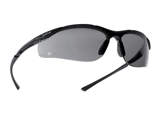 Bolle Safety BOLCONTPSF CONTOUR Safety Glasses - Smoke | Toolden