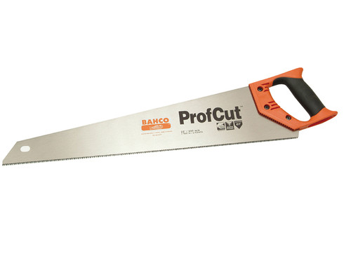 Bahco BAHPC22GT7 PC22 ProfCut Handsaw 550mm (22in) 7tpi   Toolden