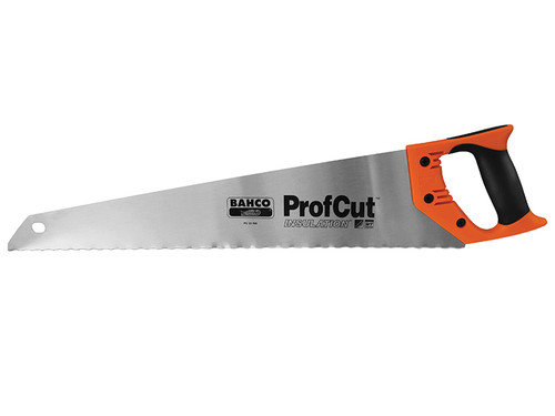 Bahco BAHPC22INS ProfCut Insulation Saw with New Waved Toothing 550mm (22in) 7tpi | Toolden