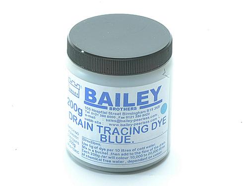 Bailey BAI1992 1992 Drain Tracing Dye - Blue | Toolden