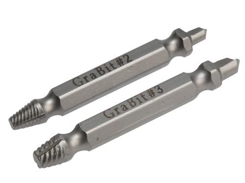 BOA BOAGBSET Grabit Screw & Bolt Remover Set 2 Piece | Toolden
