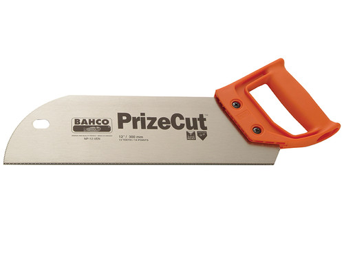 Bahco BAHNP12VEN NP-12-VEN PrizeCut Veneer Saw 300mm (12in) 13tpi | Toolden