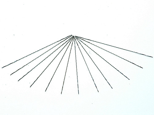 Bahco BAH30283S 302-83S-12P Spiral Fret Saw Blades Medium 130mm (5in) (Pack of 12) | Toolden