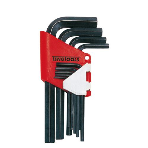 Teng 9 Piece Metric Hex Key Set 1479mmr from Toolden.