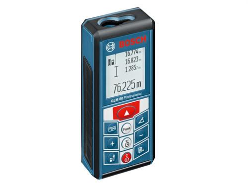 Bosch BSHGLM80 GLM 80 Laser Range Finder 0.05-80m | Toolden