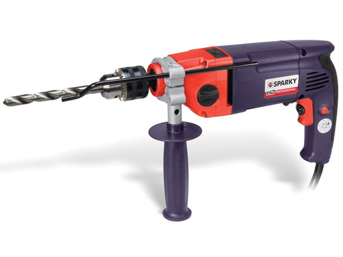 SPARKY SPKBUR2250EL BUR2 250E 2 Speed Keyless Impact Drill 900W 110V   Toolden
