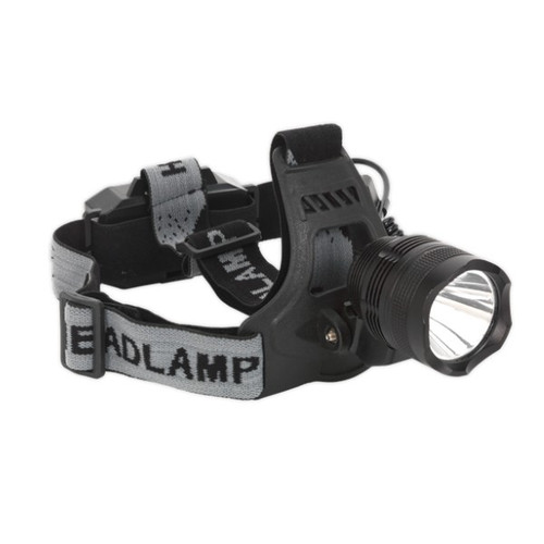 Head Torch 3W CREE XPE with Motion Sensor Hand Torch 3W CREE XPE Twin Pack