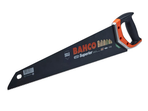 Bahco 2600-22-XT-HP Superior Handsaw 550mm (22in) 9 TPI | Toolden