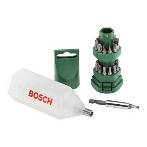 Bosch 2607019503 25 Piece Big Bit Screwdriver Set
