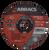 Abracs Phoenix II Extra Thin Cutting Discs 50mm x 1.0mm x 10mm