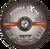 Abracs Phoenix Silver Cutting Disc 100mm x 3mm x 16mm