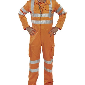 Hi Vis Coveralls & Boilersuits