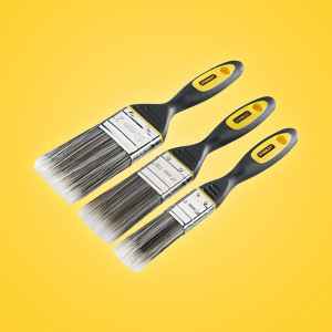Stanley Paint Brushes