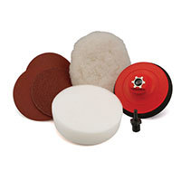 Polishing/ Sanding Pads & Bonnets