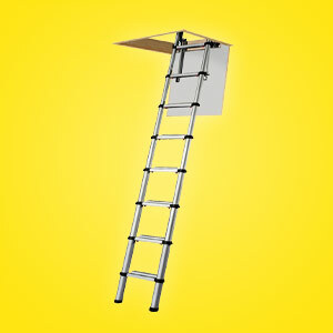 Youngman Loft Ladders